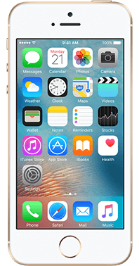 Apple Begagnad iPhone SE 16GB