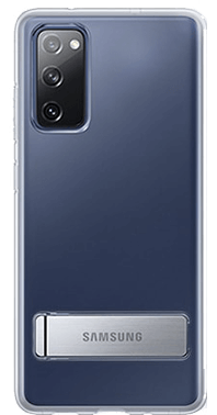 Clear Standing Cover Galaxy S20 FE
