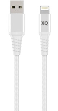 Xqisit Laddkabel USB C - Lightning 2m