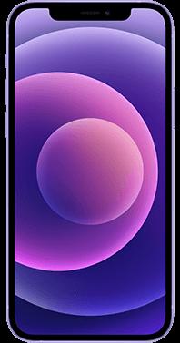 iPhone 12 mini Lila
