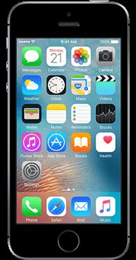 iPhone SE 1th gen