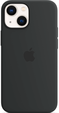 Apple iPhone 13 mini Silicone Case with MagSafe